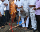 Bantwal: State minister R Reddy lays foundation for bus terminus at B C Road